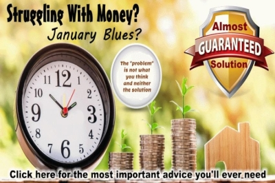 Struggling With January Blues And Money?